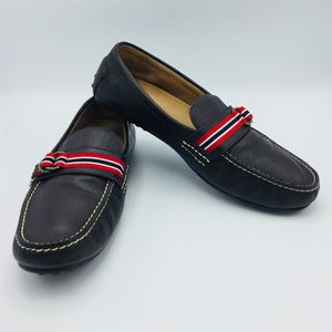 Polo Ralph Lauren Willem Brown Loafers Size 15 D